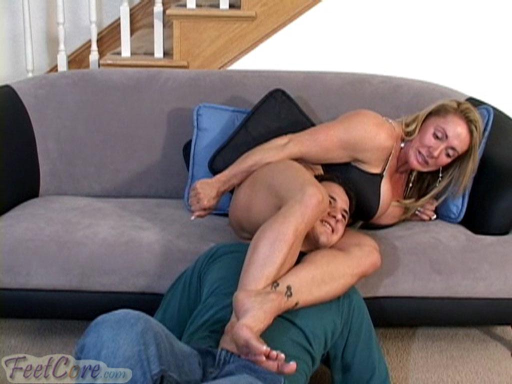 Olsen twins spank